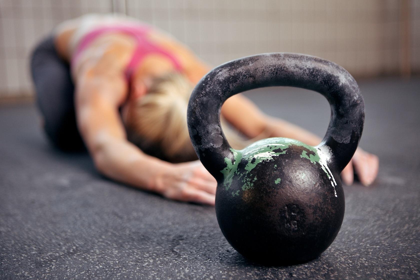 Personal Trainer Frankfurt - Kettlebell Fitness