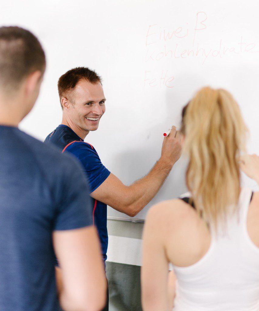 Personal Training - Gewichtsreduktion