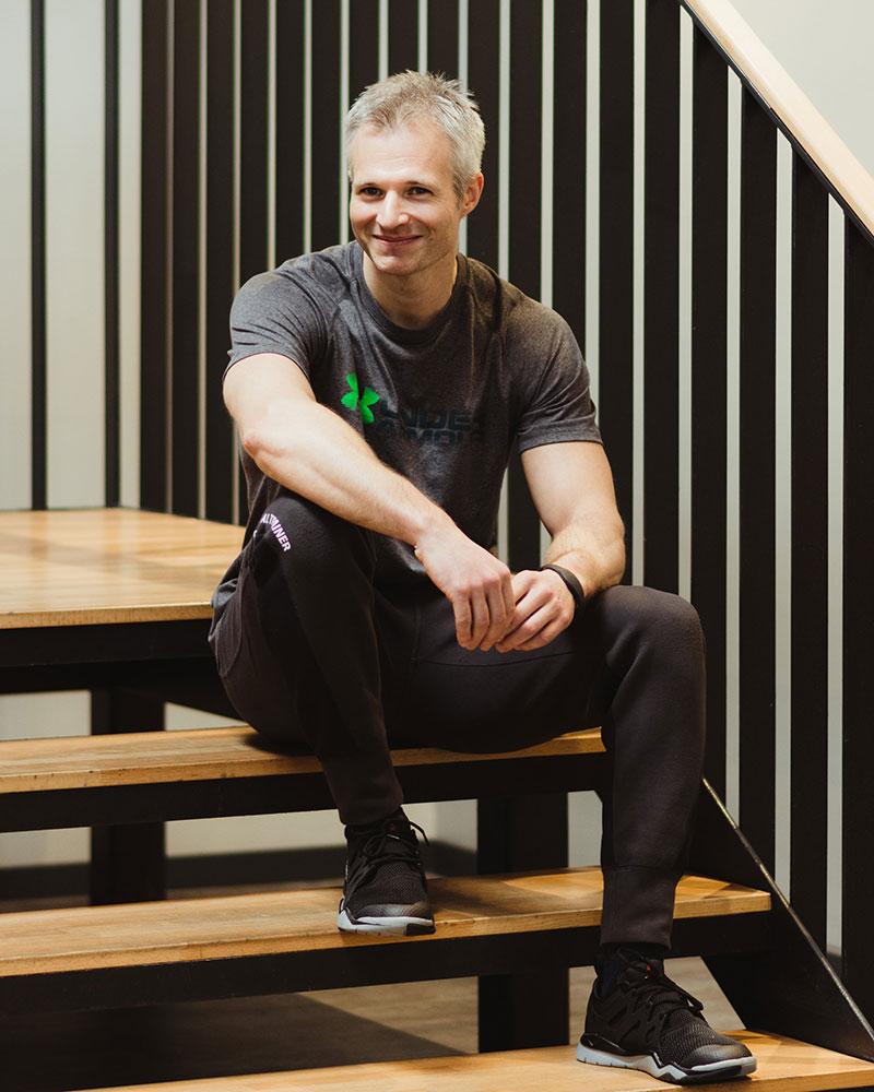 Jochen Martin - Personal Trainer Frankfurt